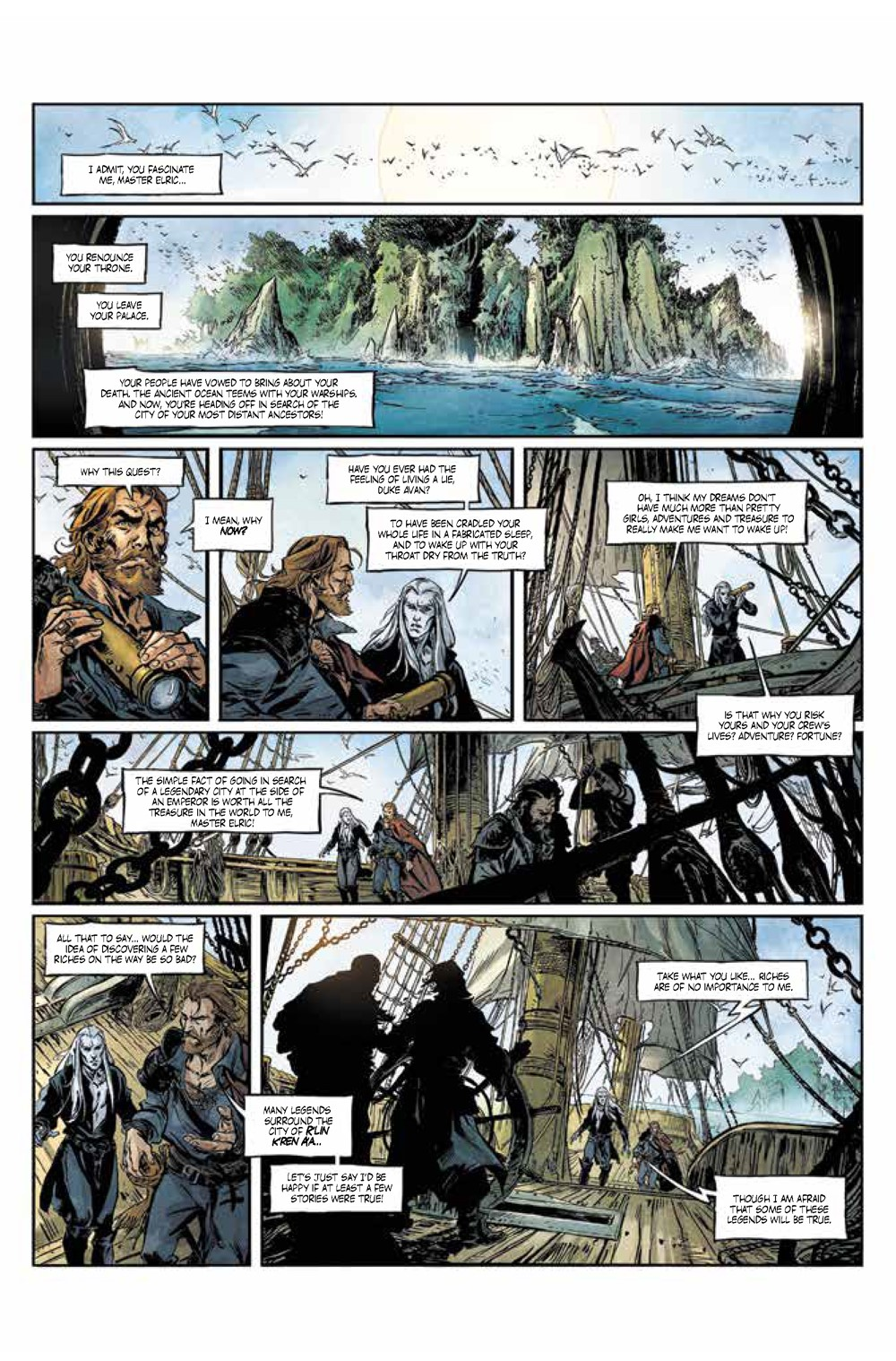 Pages-from-Elric1_complete_Page_4 ComicList Previews: ELRIC THE DREAMING CITY #1