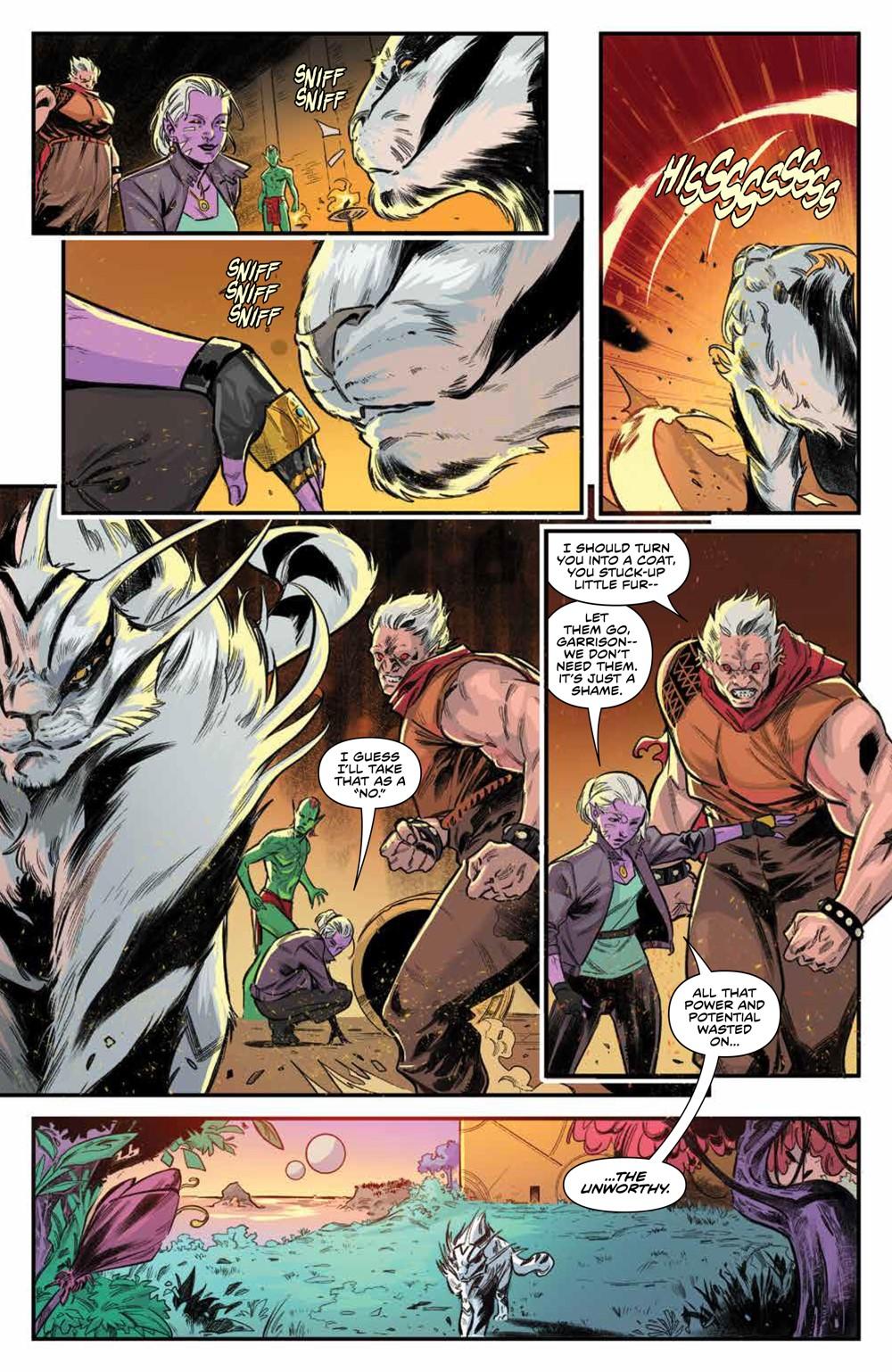 PowerRangers_010_PRESS_5 ComicList Previews: POWER RANGERS #10