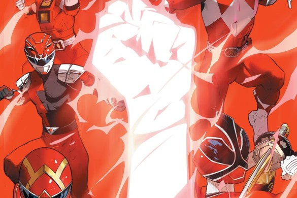 PowerRangers_Universe_001_Cover_A_Main_PROMO Explore the Power Rangers Universe in POWER RANGERS UNIVERSE