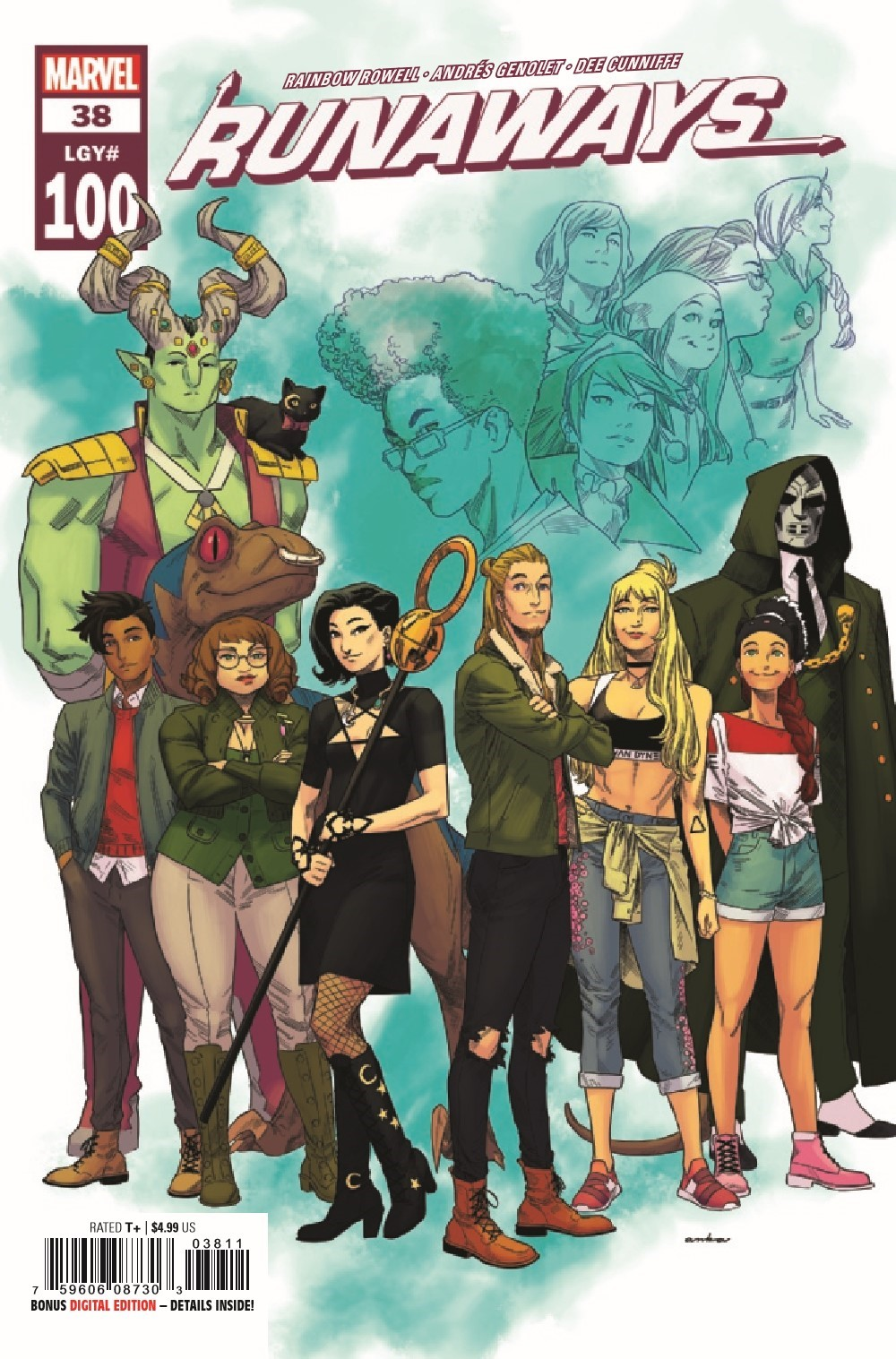RUNAWY2017038_Preview-1 ComicList Previews: RUNAWAYS #38