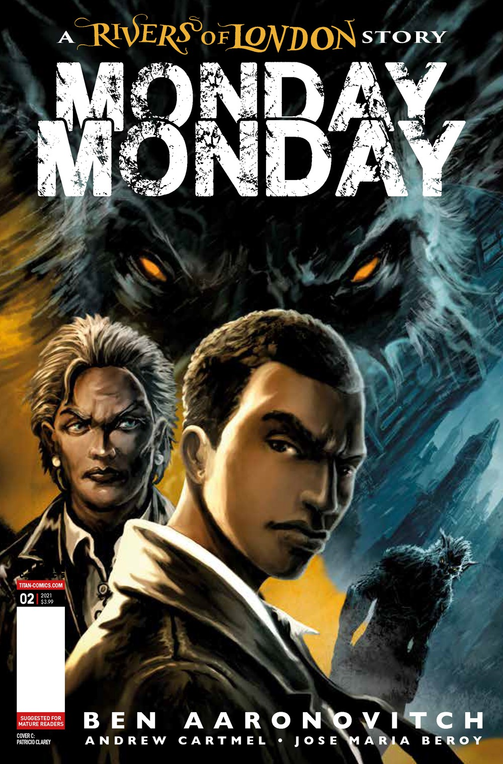 RoL_MM_2_COVERS_C ComicList Previews: MONDAY MONDAY RIVERS OF LONDON #2
