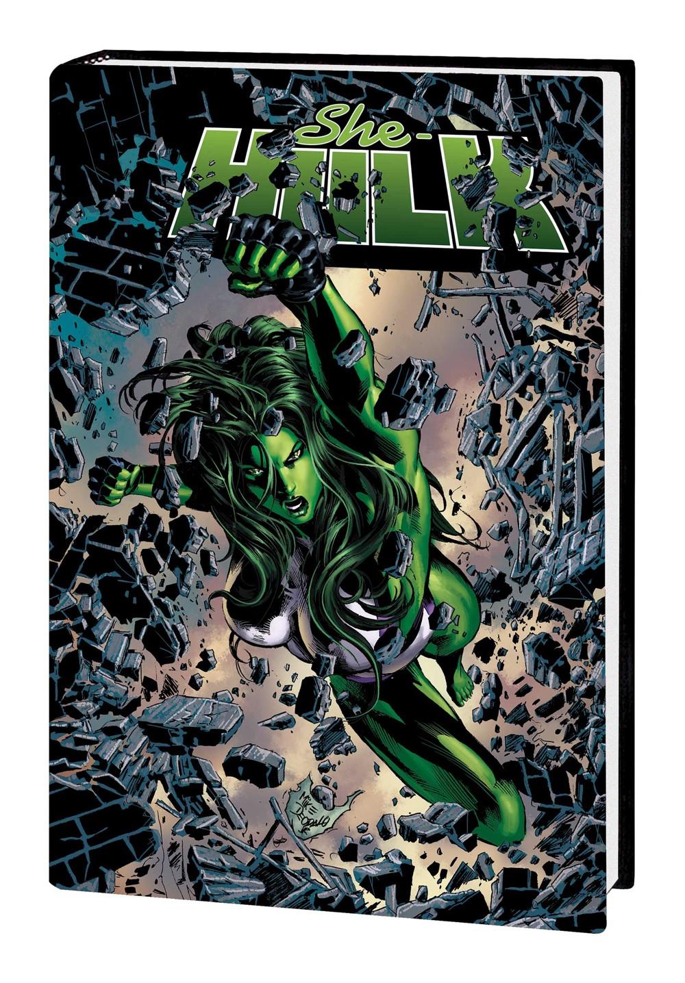 SHEHULK_PD_OMNIBUS_HC_DEODATO Marvel Comics November 2021 Solicitations