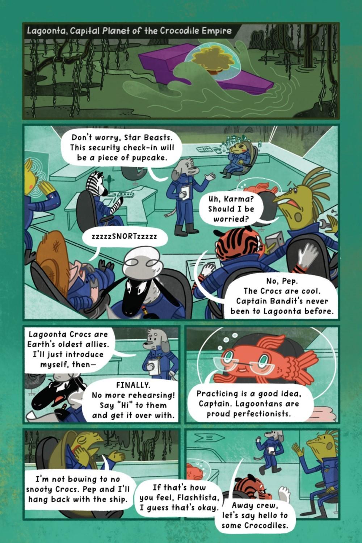 STARBEASTS-MARKETING-007 ComicList Previews: STAR BEASTS TP