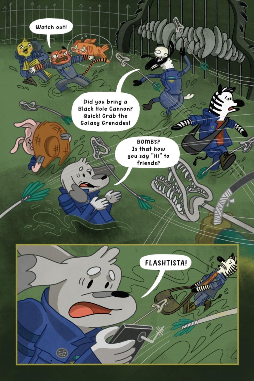 STARBEASTS-MARKETING-010 ComicList Previews: STAR BEASTS TP