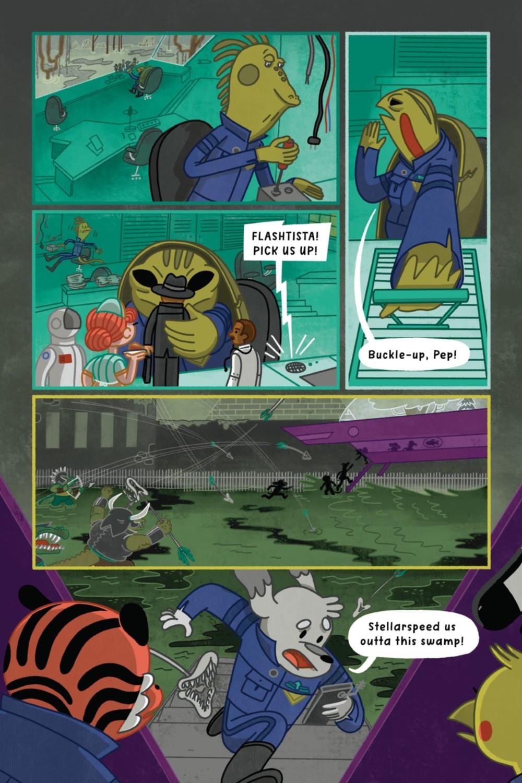 STARBEASTS-MARKETING-011 ComicList Previews: STAR BEASTS TP