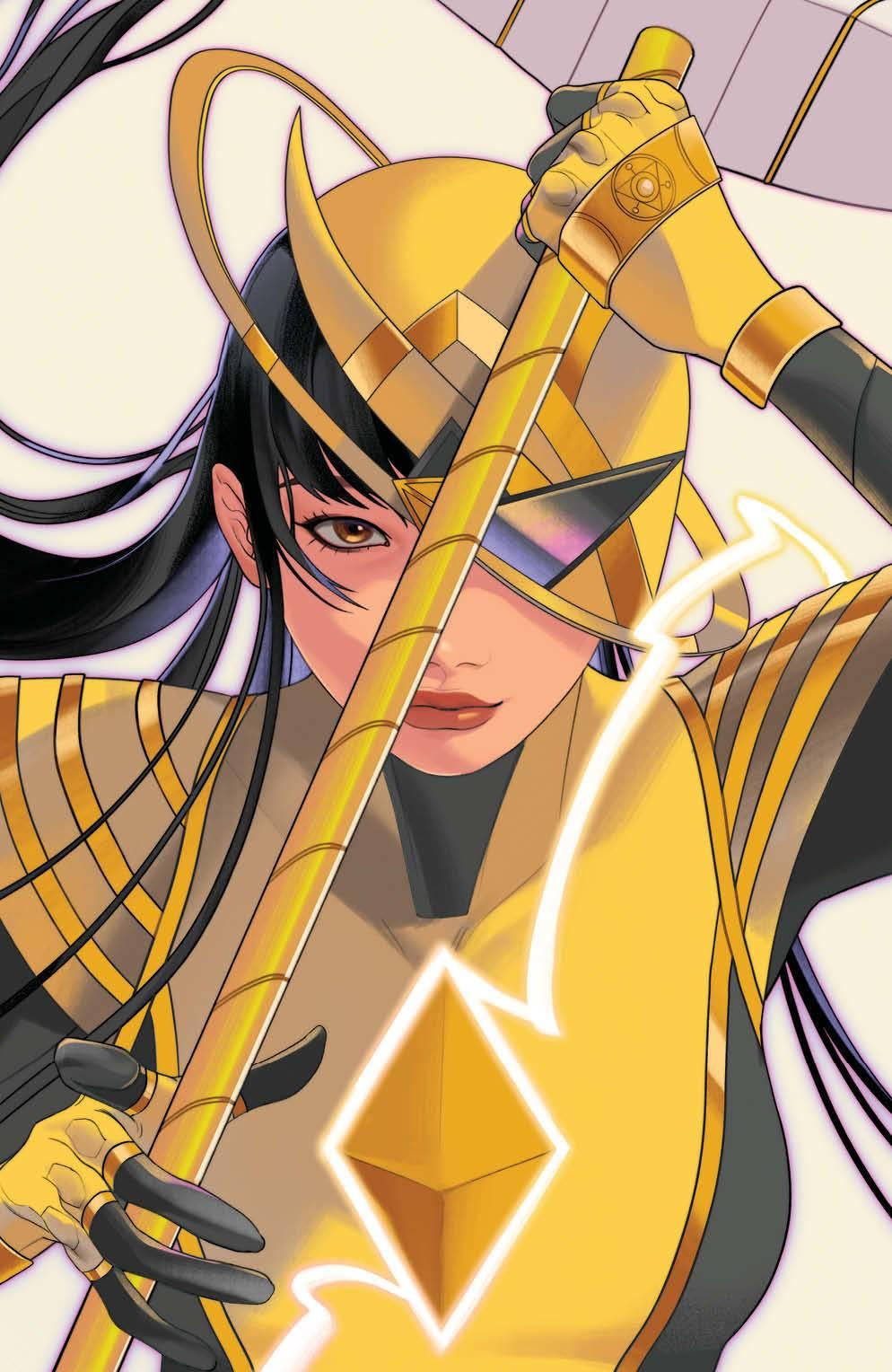 STL194185 ComicList Previews: POWER RANGERS #10