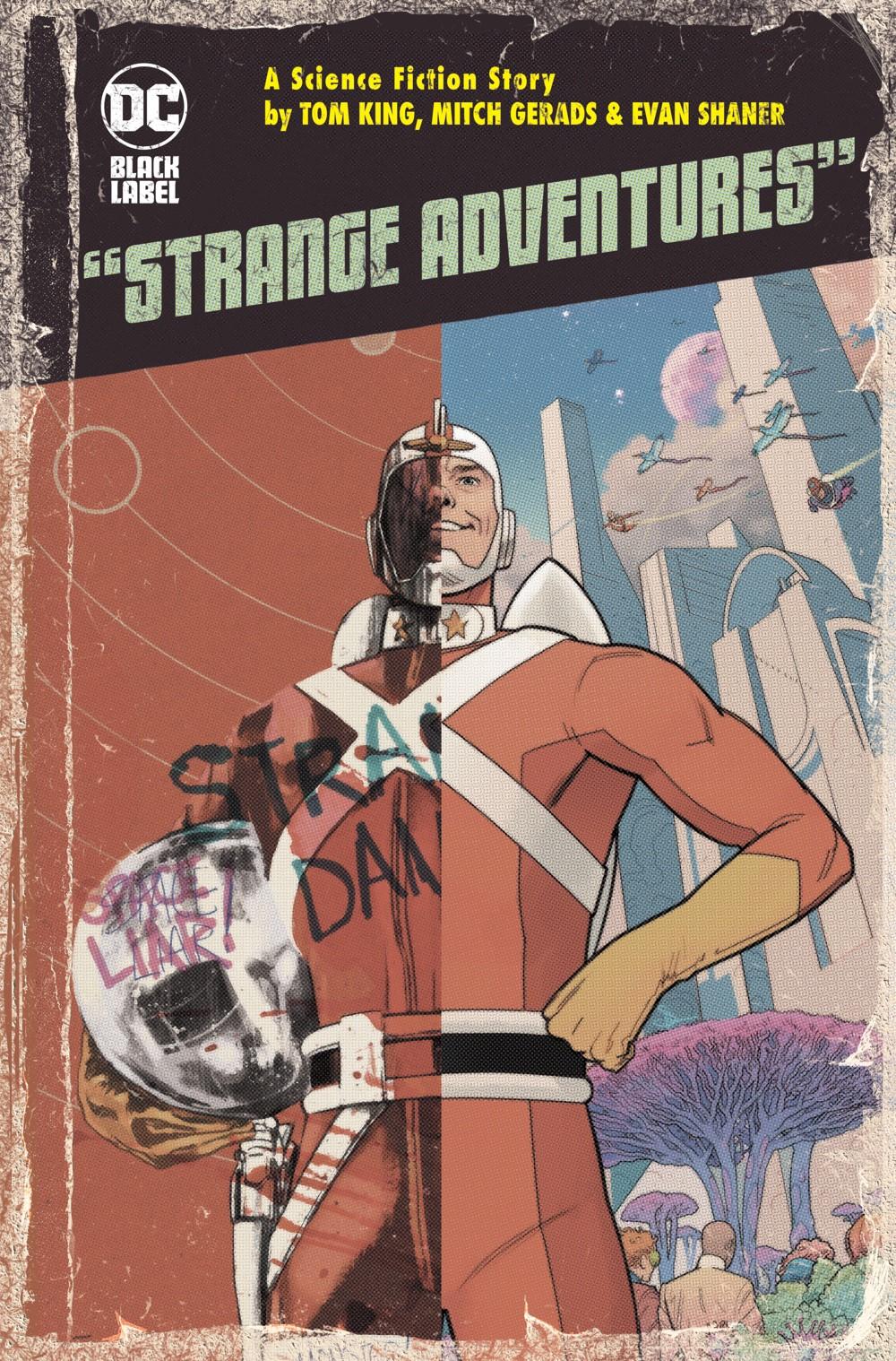 STRANGEADVENTURES_Trade DC Comics November 2021 Solicitations