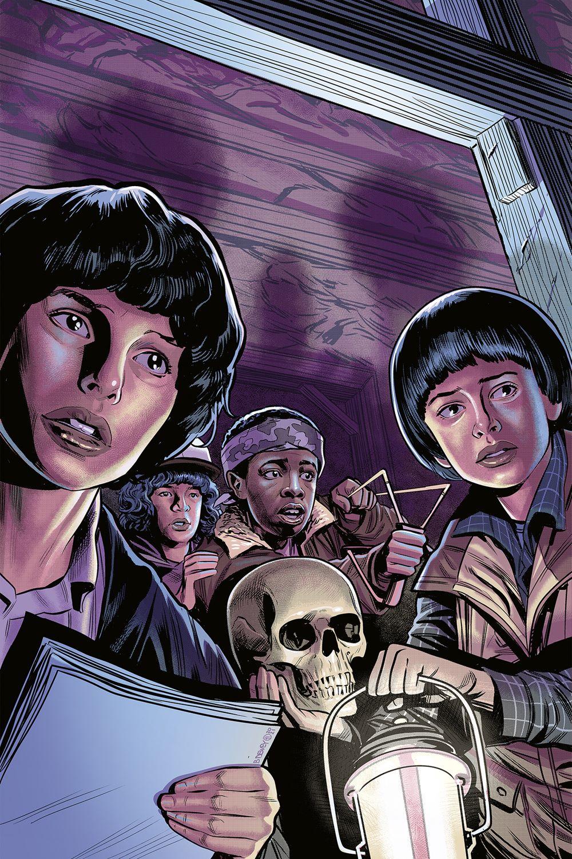 STTOY_i3_FC_VAR_B_DEWEY_FNL_TIPSHEET Dark Horse Comics November 2021 Solicitations