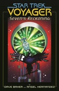 STV_SevensRekoning_TPB_pr-1-195x300 ComicList Previews: STAR TREK VOYAGER SEVEN'S RECKONING TP
