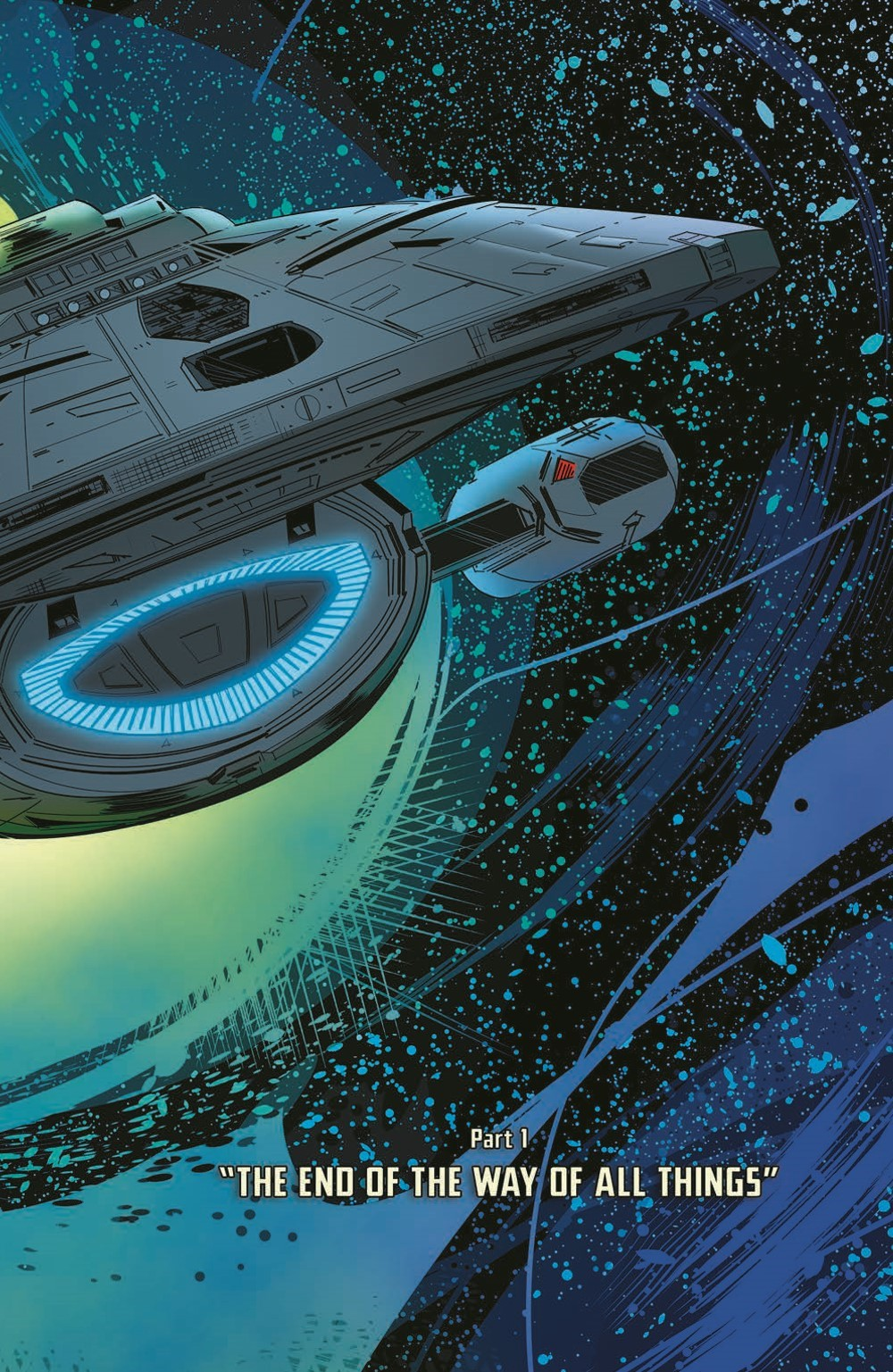 STV_SevensRekoning_TPB_pr-6 ComicList Previews: STAR TREK VOYAGER SEVEN'S RECKONING TP