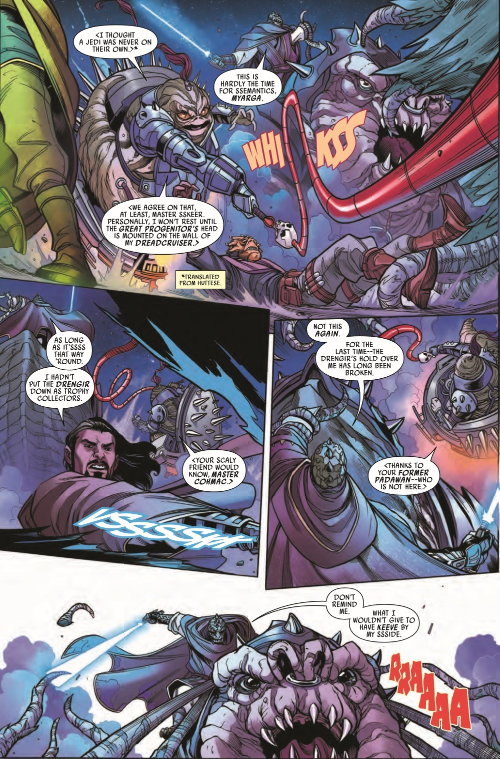 STWHIGHREP2021008_Preview-6 ComicList Previews: STAR WARS THE HIGH REPUBLIC #8