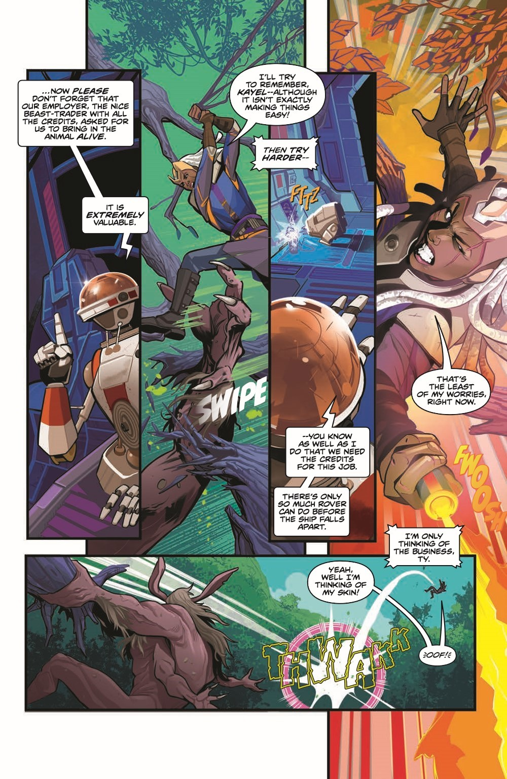 SWA_THR_MoTp01-pr-7 ComicList Previews: STAR WARS THE HIGH REPUBLIC ADVENTURES THE MONSTER OF TEMPLE PEAK #1 (OF 4)