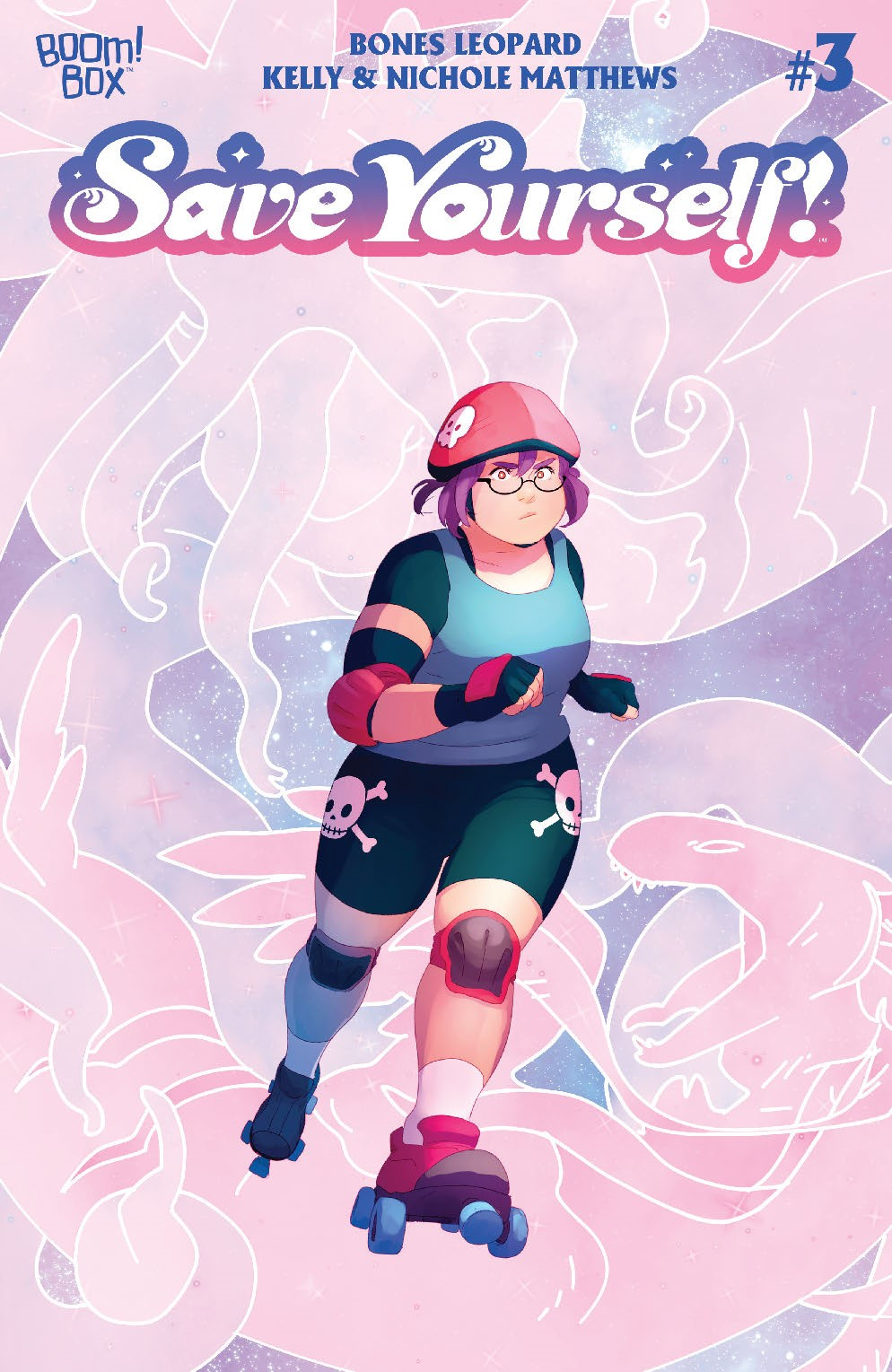 SaveYourself_003_Cover_A_Main ComicList Previews: SAVE YOURSELF #3 (OF 4)