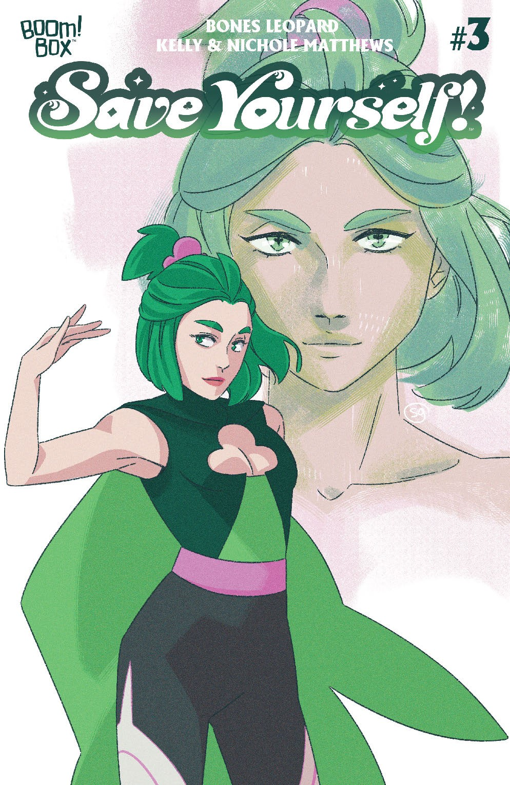 SaveYourself_003_Cover_B_MagicalGirl ComicList: BOOM! Studios New Releases for 08/18/2021