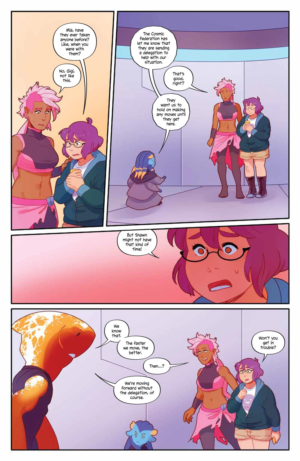 SaveYourself_003_PRESS_4 ComicList Previews: SAVE YOURSELF #3 (OF 4)
