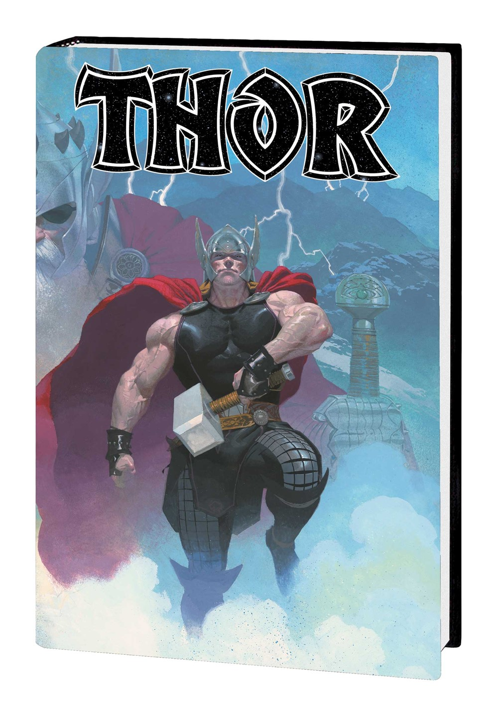 THOR_JA_OMNIBUS_VOL_1_HC_RIBIC Marvel Comics November 2021 Solicitations