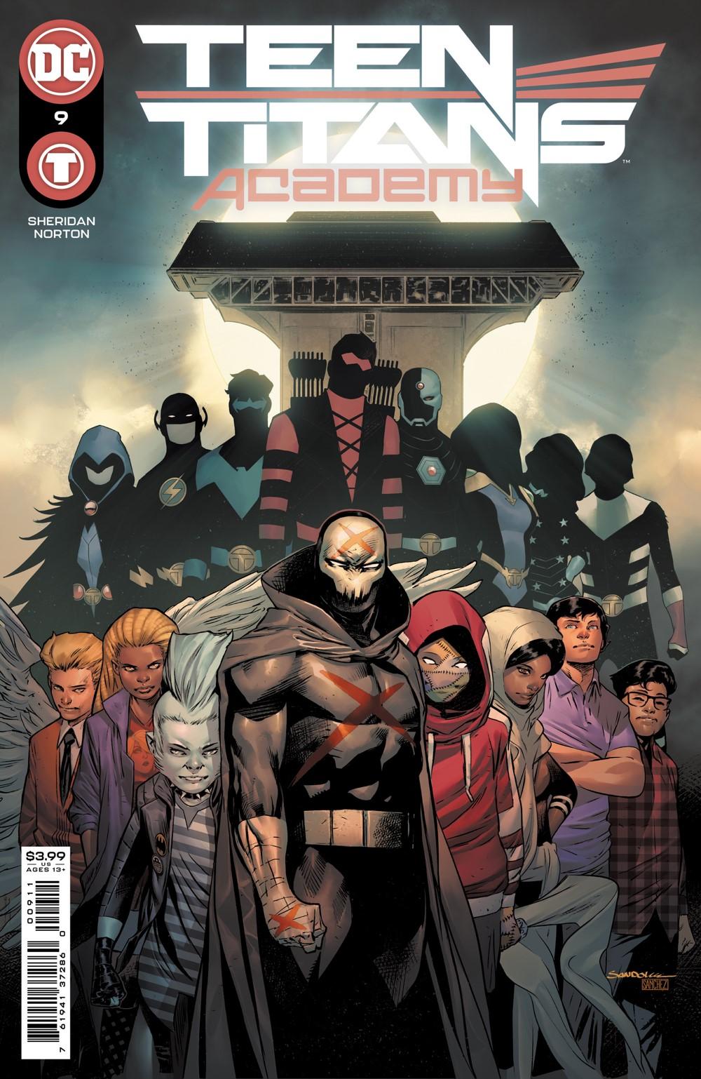 TT_ACADEMY_Cv9 DC Comics November 2021 Solicitations