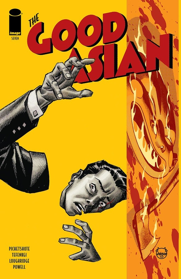 Thegoodasian_07_a Image Comics November 2021 Solicitations