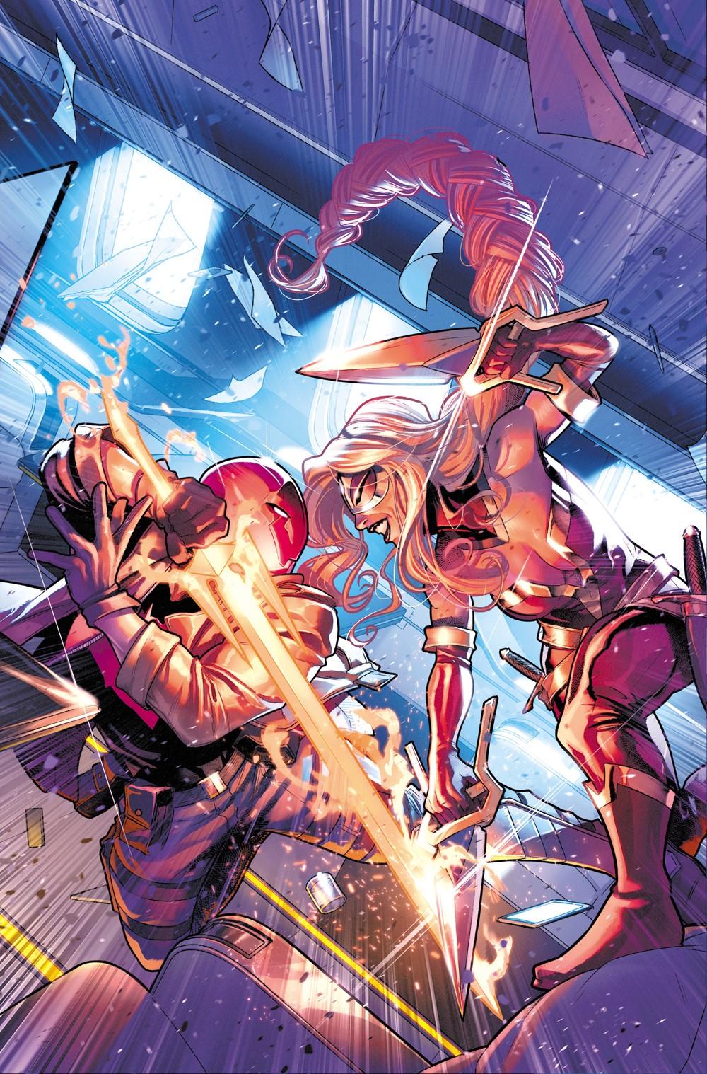 TitansUnited_Cv3 DC Comics November 2021 Solicitations