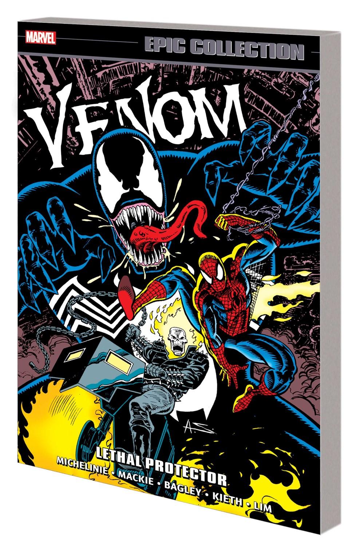 VENOMEPIC_V02_TPB Marvel Comics November 2021 Solicitations