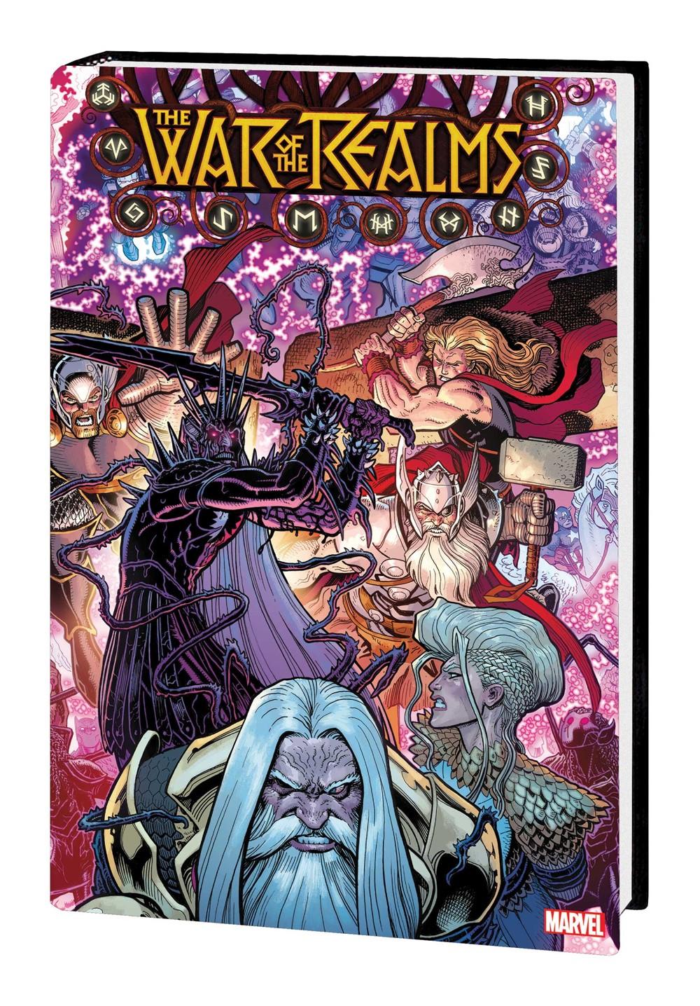 WOTROMNIHC_cover_DMONLY Marvel Comics November 2021 Solicitations