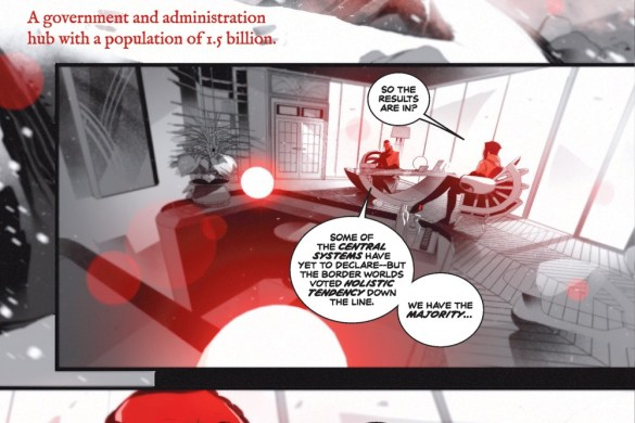 WeOnlyFindThem_008_InteriorArt_001_PROMO First Look at WE ONLY FIND THEM WHEN THEY'RE DEAD #8 from BOOM! Studios