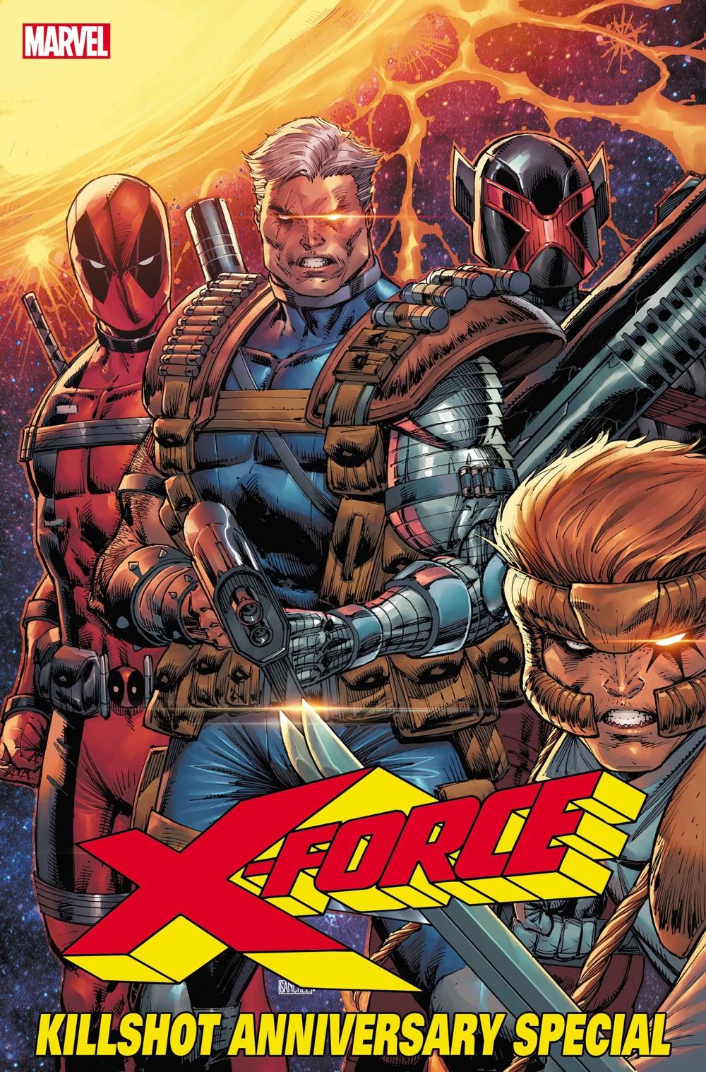 XFORCEKILLS2021001 Marvel Comics November 2021 Solicitations
