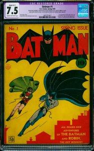 bat1.20235_1-188x300 Comic Auction Updates 8/17/21: Batman Keys at ComicConnect
