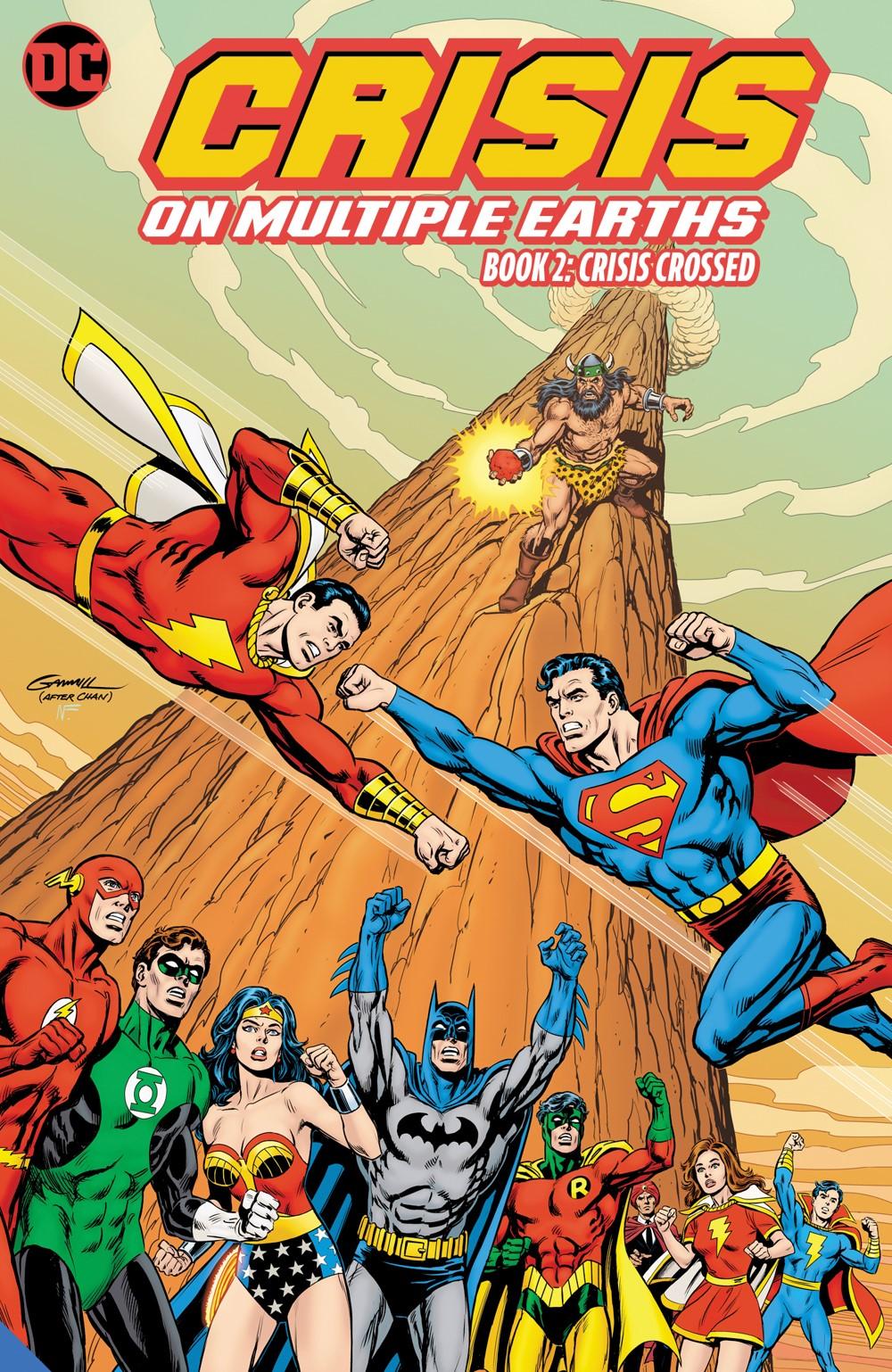 crisisonmultipleearths-book2-crisiscrossed DC Comics November 2021 Solicitations