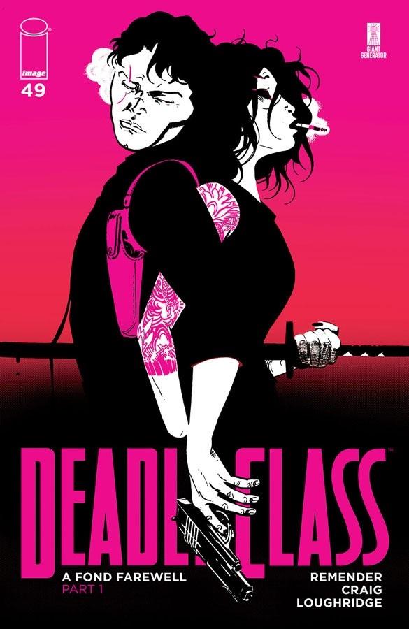 deadlyclass49_a Image Comics November 2021 Solicitations