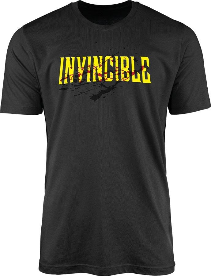 invincible_bloody_logo_shirt Image Comics November 2021 Solicitations