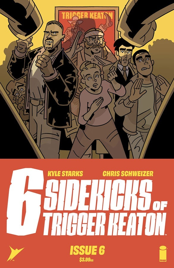 sixsidekicks_06 Image Comics November 2021 Solicitations