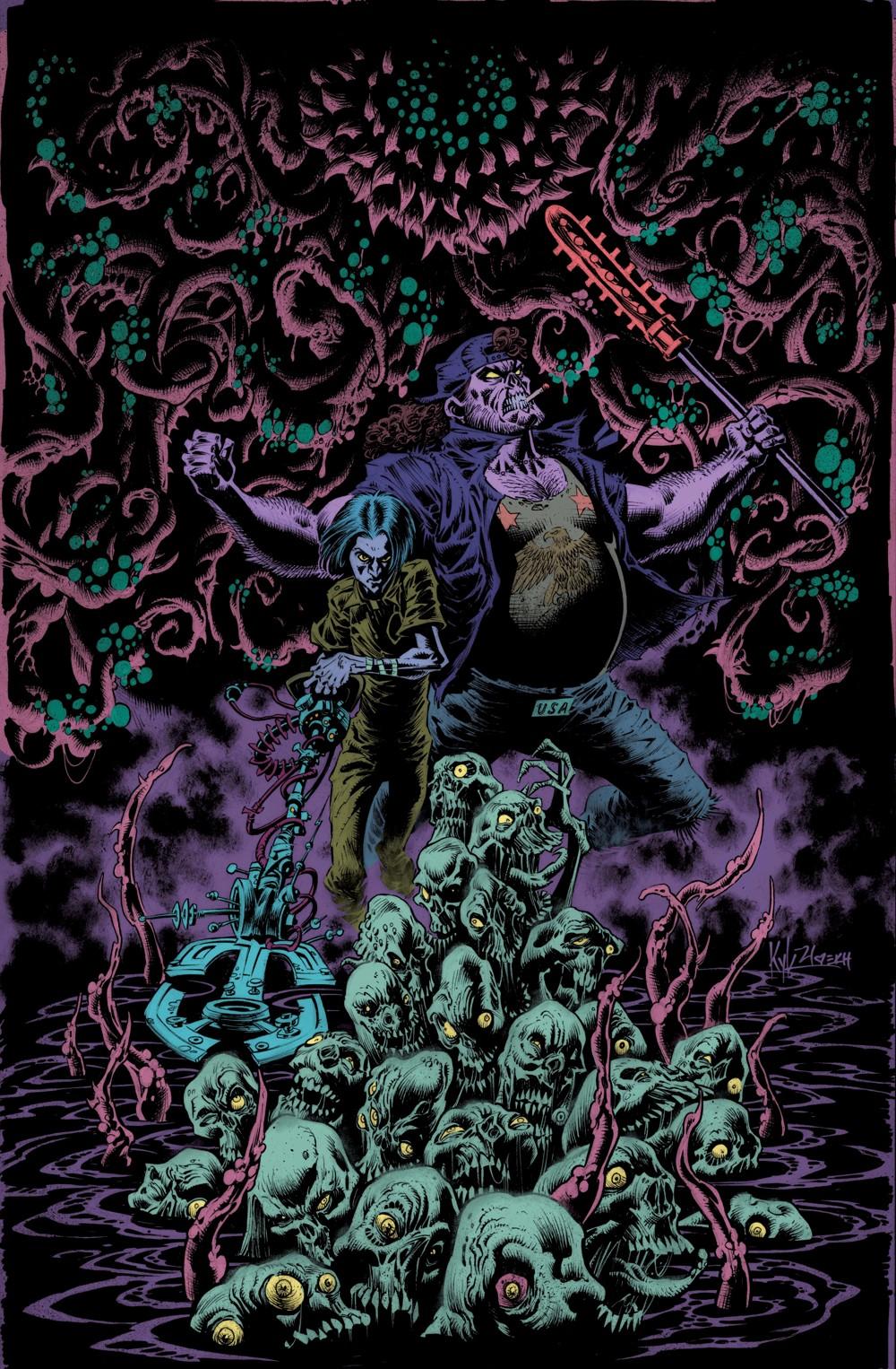 soul-plumber-3-variant DC Comics November 2021 Solicitations