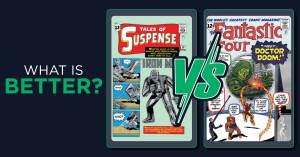 091521B-300x157 Who ya Got? Tales of Suspense #39 vs Fantastic Four #5