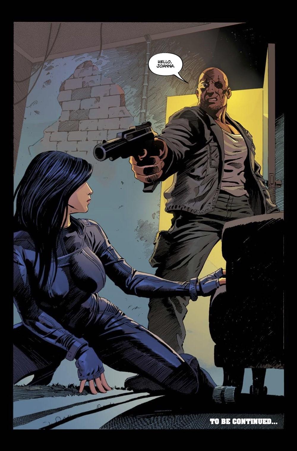 7 ComicList Previews: GUN HONEY #1