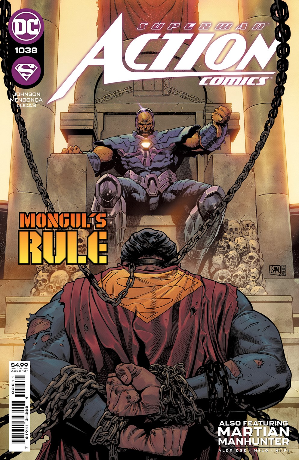ACTIONCOMICS_Cv1038 DC Comics December 2021 Solicitations