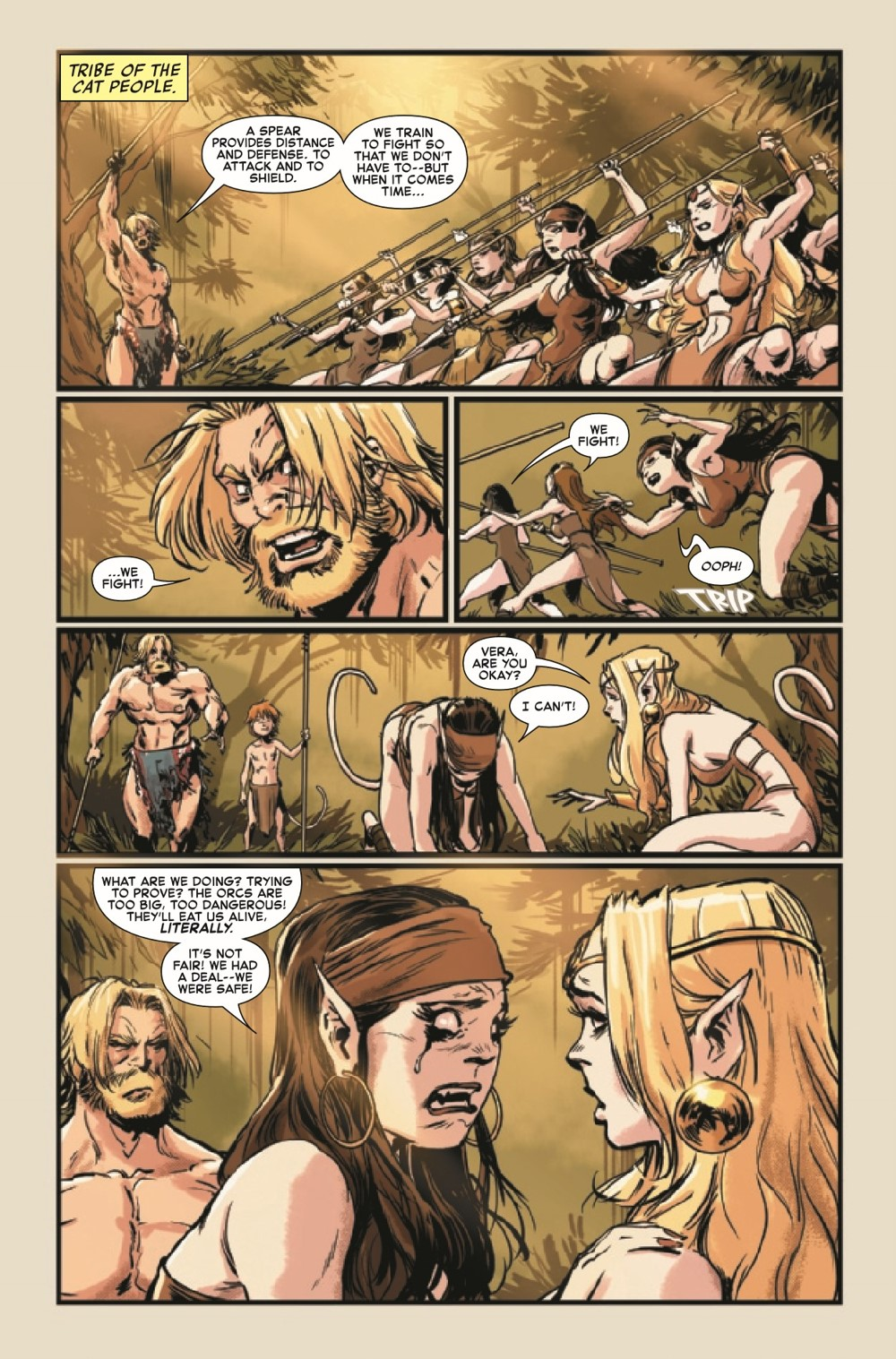AMFAN2021003_Preview-2 ComicList Previews: AMAZING FANTASY #3 (OF 5)