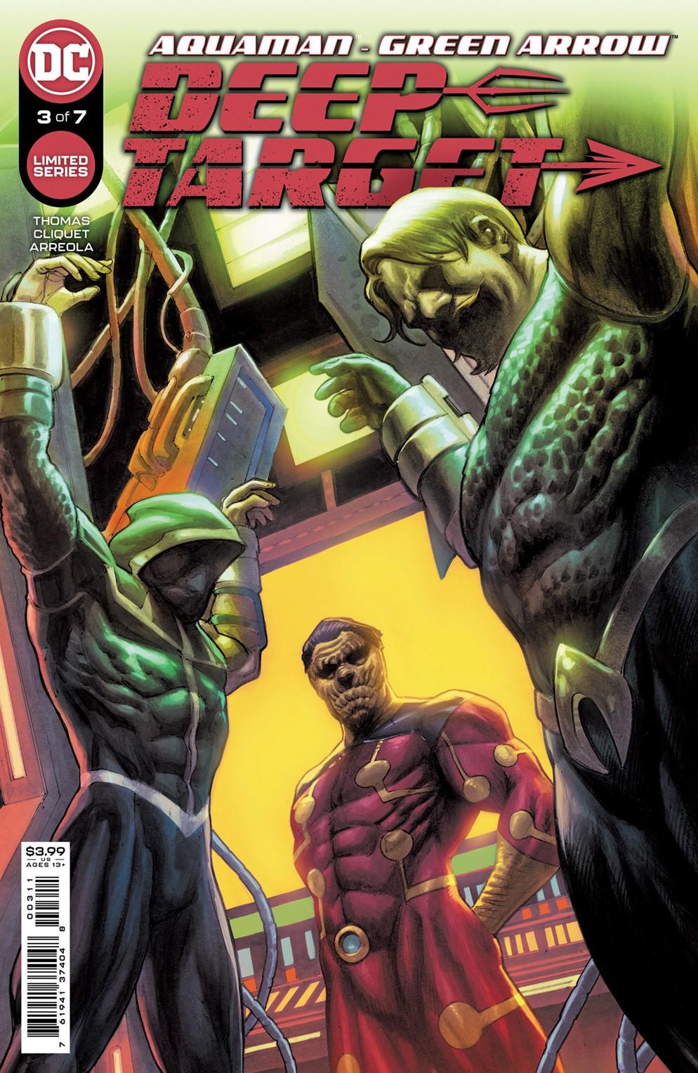 AQUAMAN_GREENARROW_DT_Cv3 DC Comics December 2021 Solicitations