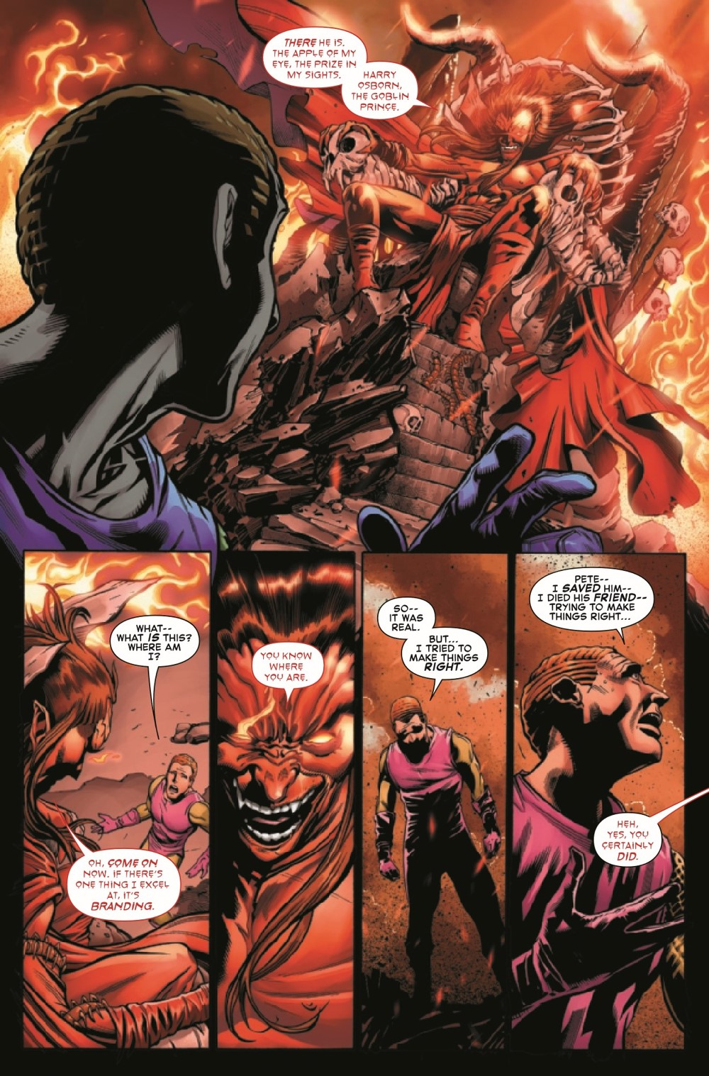 ASM2018074_Preview-4 ComicList Previews: AMAZING SPIDER-MAN #74