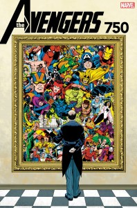 AVEN2018050_Martin-Var-Cov-198x300 Celebrate the 750th issue of The Avengers with these variant covers