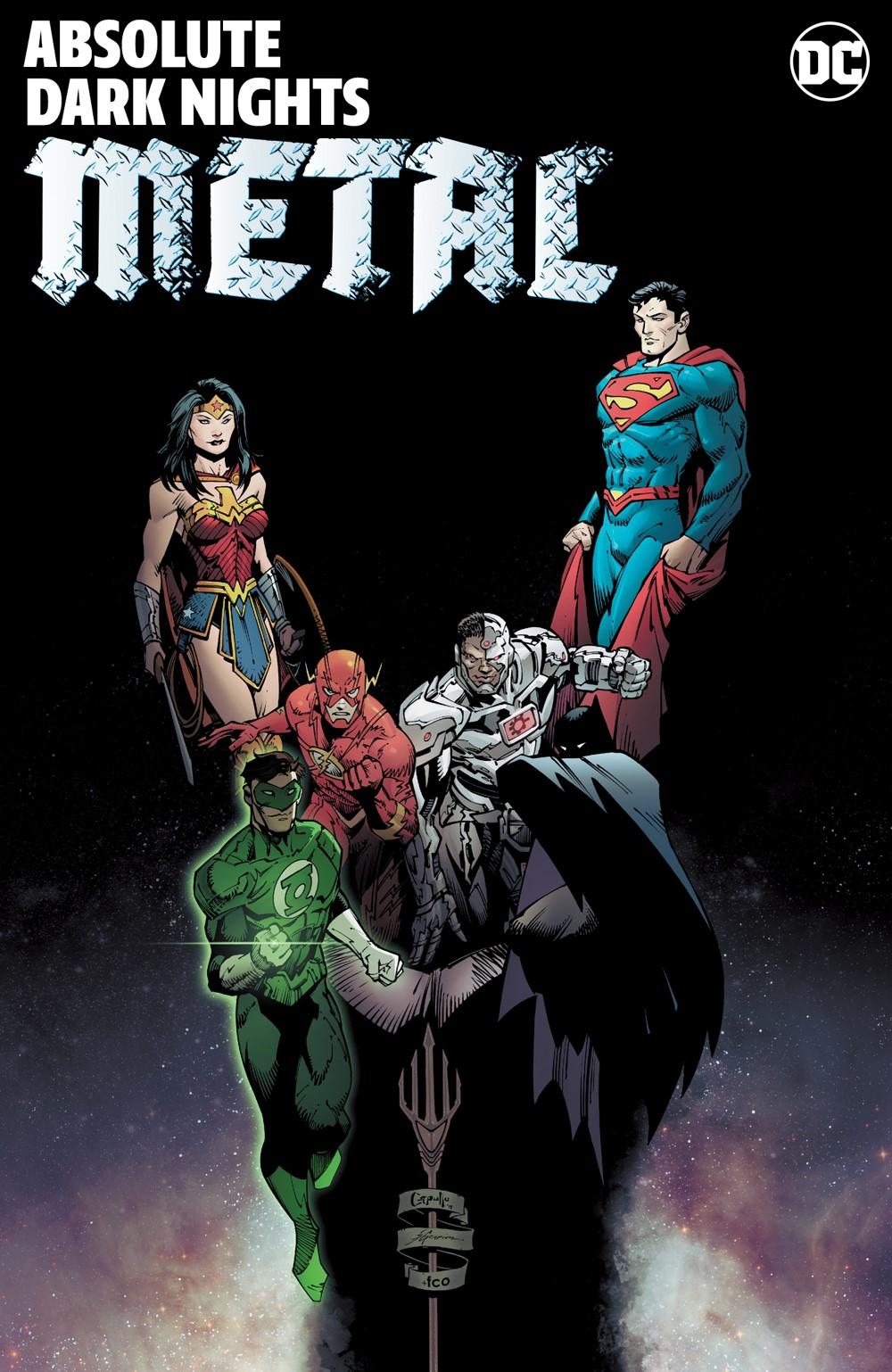 Absolute-DarkNightsMetal DC Comics December 2021 Solicitations