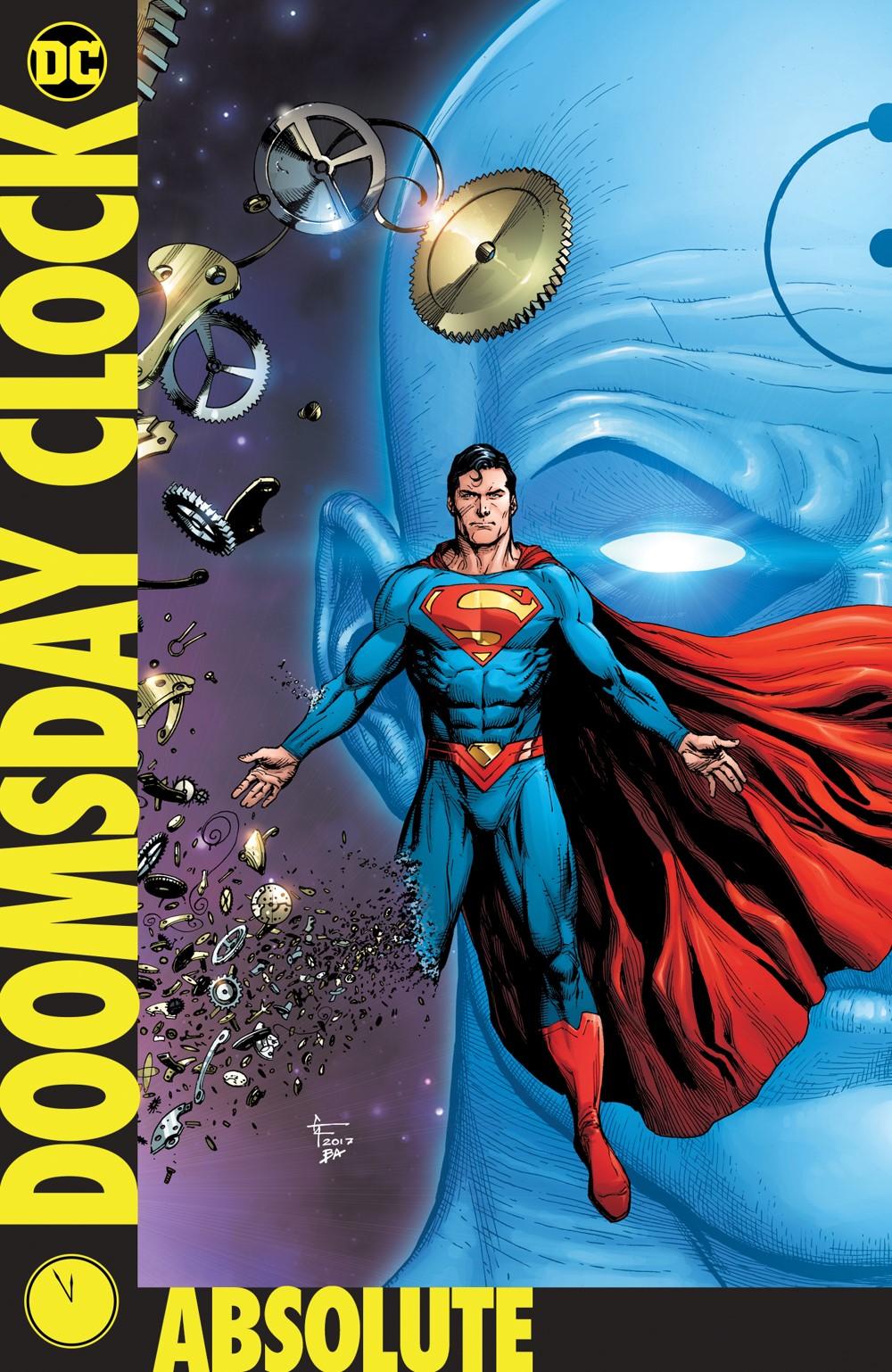 Absolute-DoomsdayClock DC Comics December 2021 Solicitations