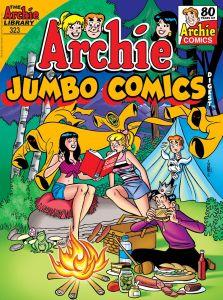 ArchieJumboComicsDigest_323_Cover_Kennedy-223x300 ComicList Previews: ARCHIE JUMBO COMICS DIGEST #323