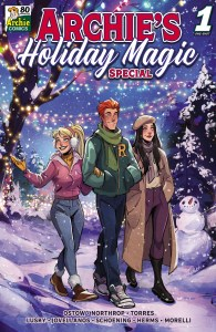 ArchiesHolidayMagicSpecial_01_CoverA_Lusky-195x300 You'll laugh and cry when you read ARCHIE'S HOLIDAY MAGIC SPECIAL #1