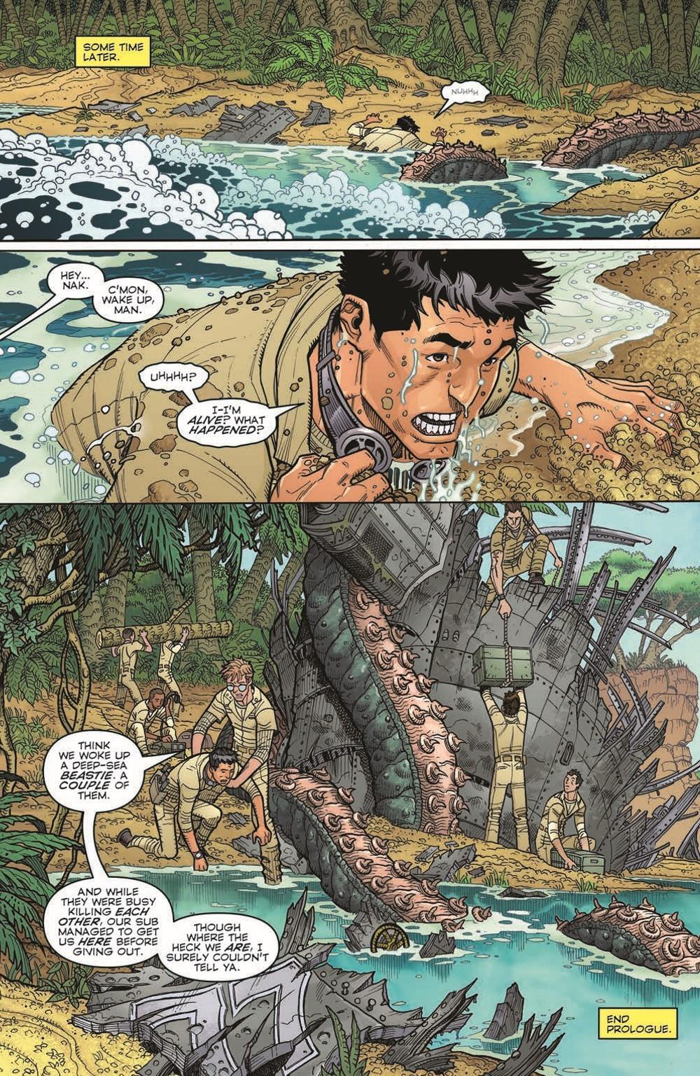 BERMUDA03_pr-6 ComicList Previews: BERMUDA #3 (OF 4)