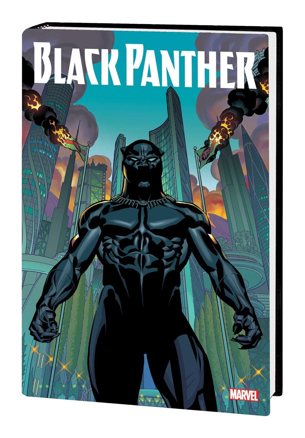 BLAPANTHER_COATES_OMNI_HC_STELFREEZE Marvel Comics December 2021 Solicitations