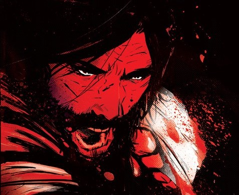 BRZRKR_005_Cover_A_Main-1 ComicList Previews: BRZRKR #5 (Of 12)