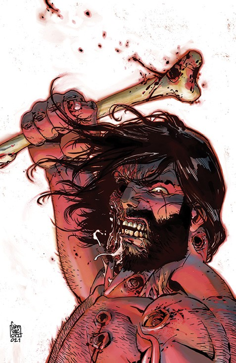 BRZRKR_005_Cover_F_Variant ComicList: BOOM! Studios New Releases for 09/29/2021
