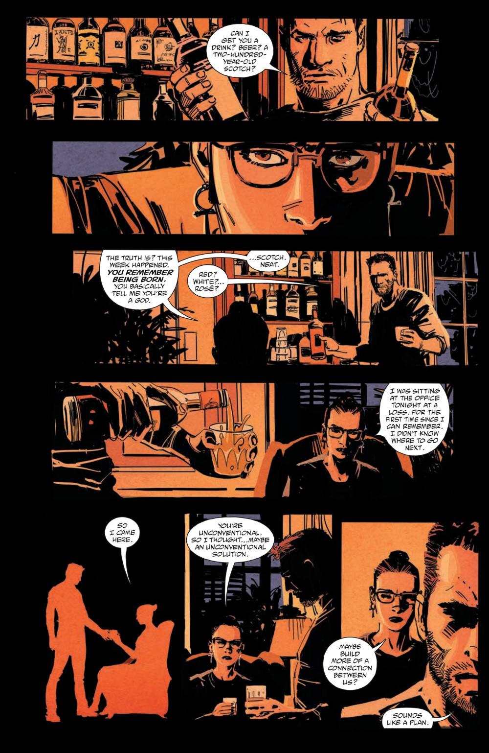 BRZRKR_005_PRESS_5 ComicList Previews: BRZRKR #5 (Of 12)