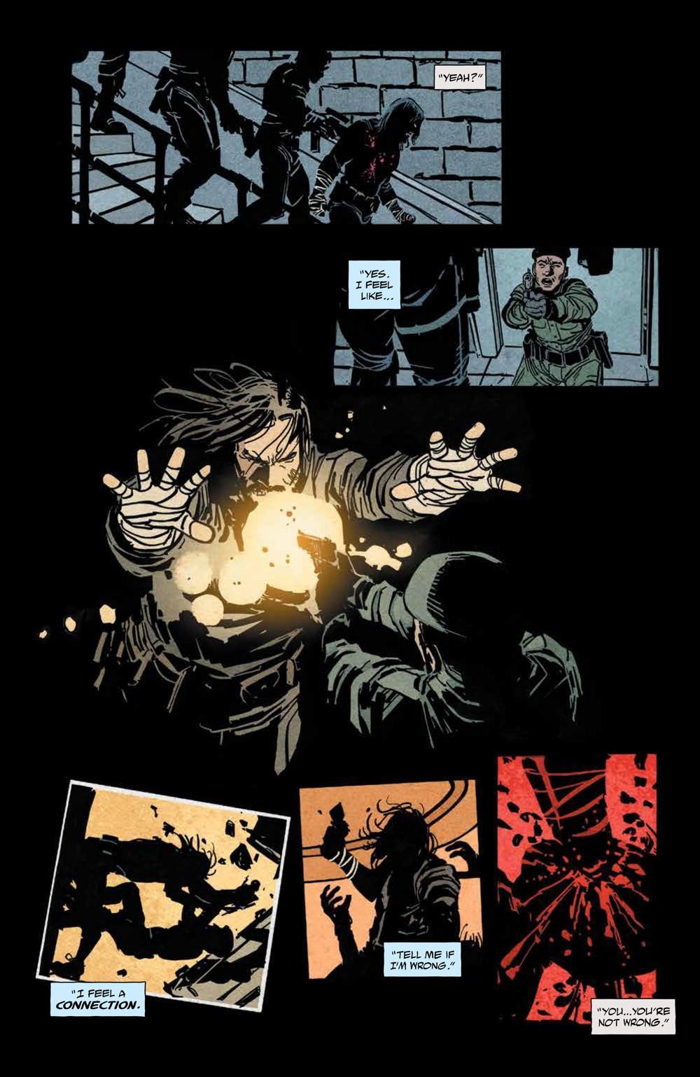 BRZRKR_v1_SC_PRESS_17 ComicList Previews: BRZRKR VOLUME 1 TP